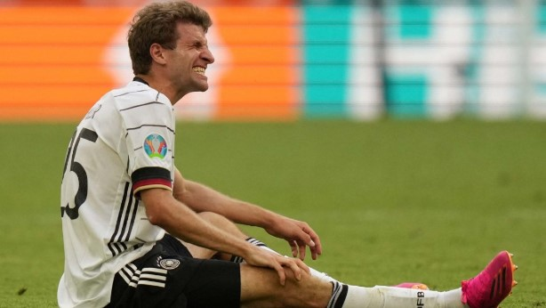 Томас Мюлер е получил травма в коляното и няма да играе в последния двубой на Германия bet365